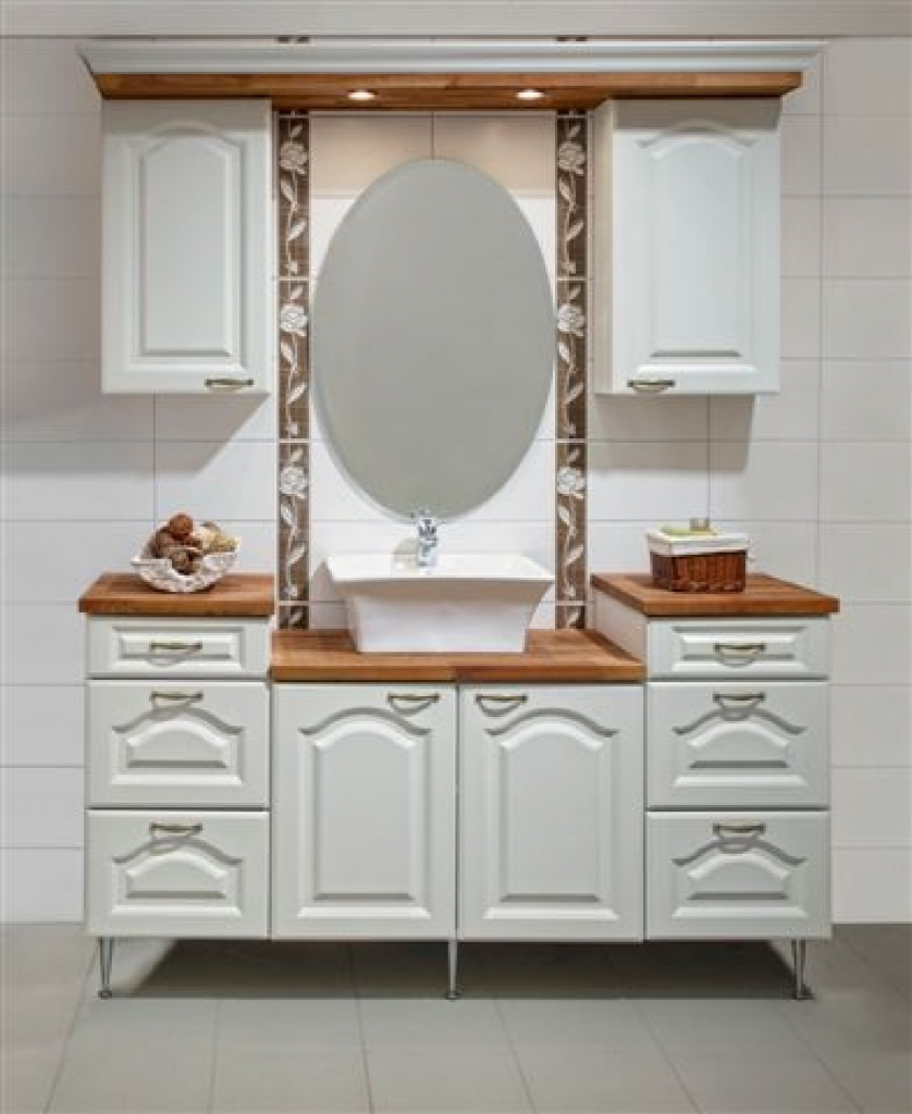 Kylpyhuonekalusteet virosta